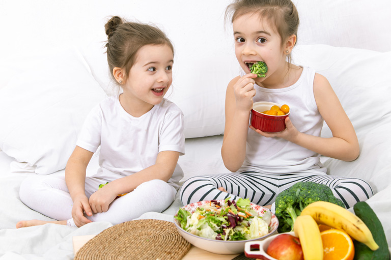 dieta y desarrollo. Clínica Dental en Avilés
